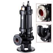 博水WQGN双刀切割污水泵系列