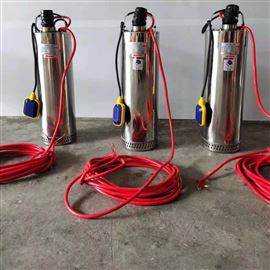 QN三相全自动不锈钢潜水泵